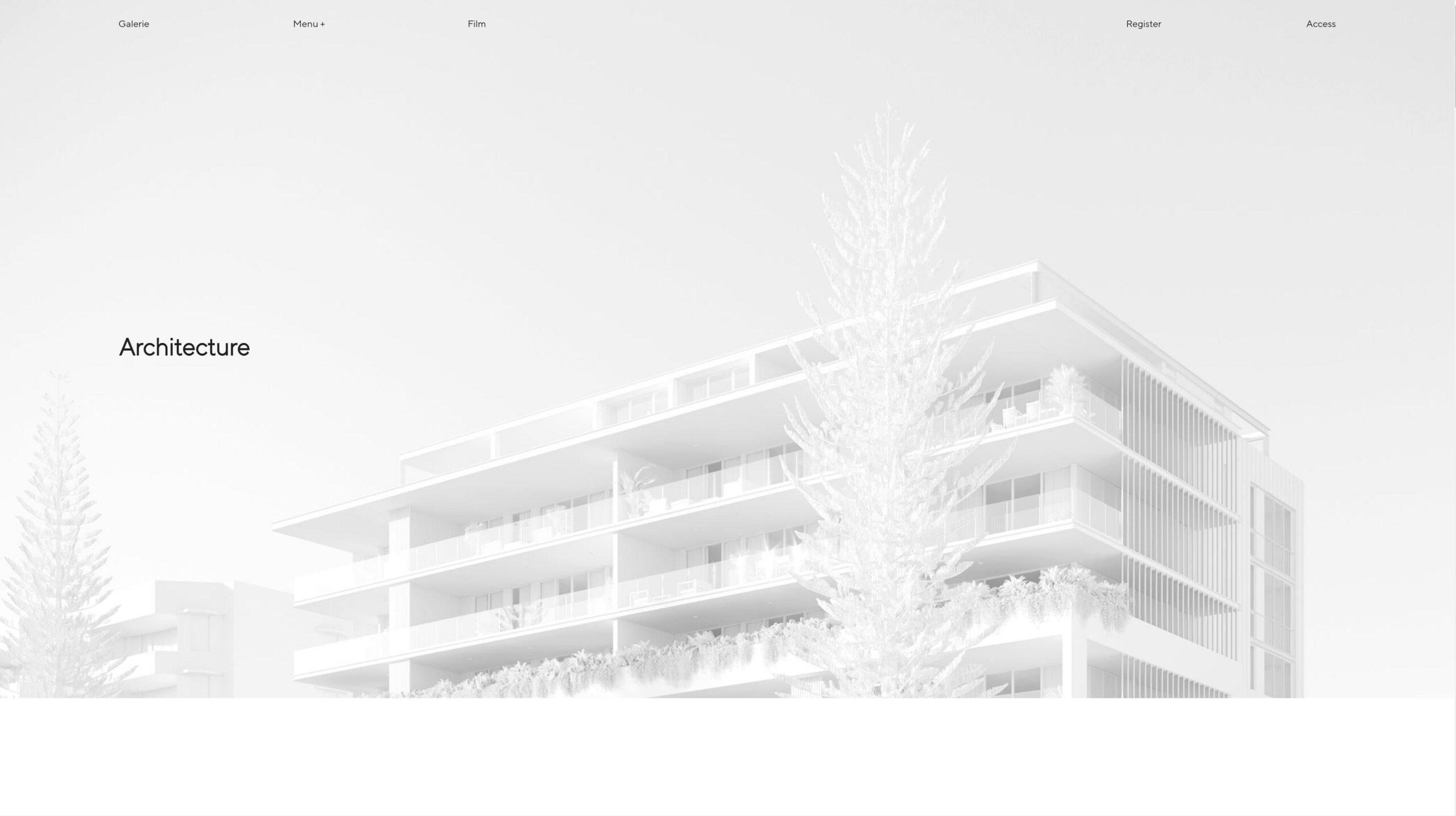 Orpetron Web Design Awards - Galerie - Web Design Awards Inspiration Trends UI UX