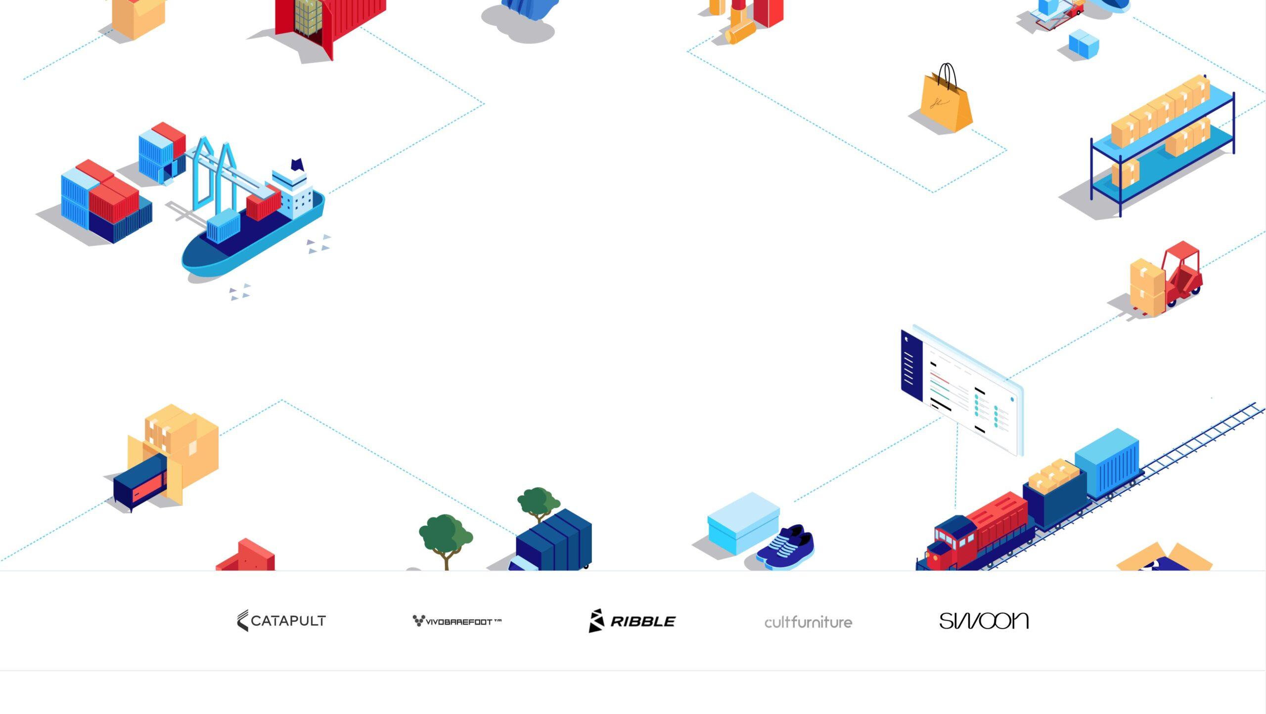 Orpetron Web Design Awards - Zencargo - Web Design Awards Inspiration Trends UI UX