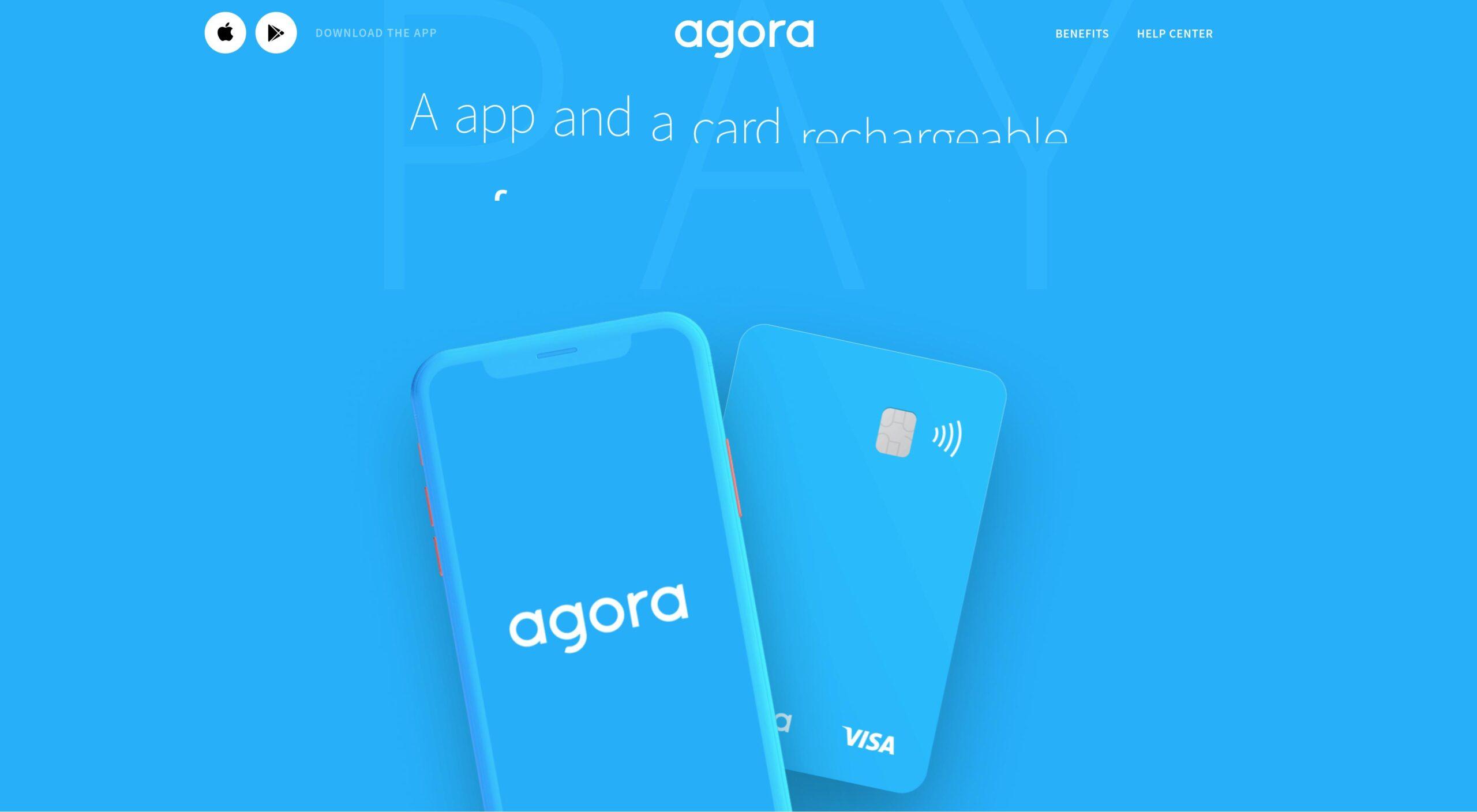 Orpetron Web Design Awards - Agora - Web Design Awards Inspiration Trends UI UX