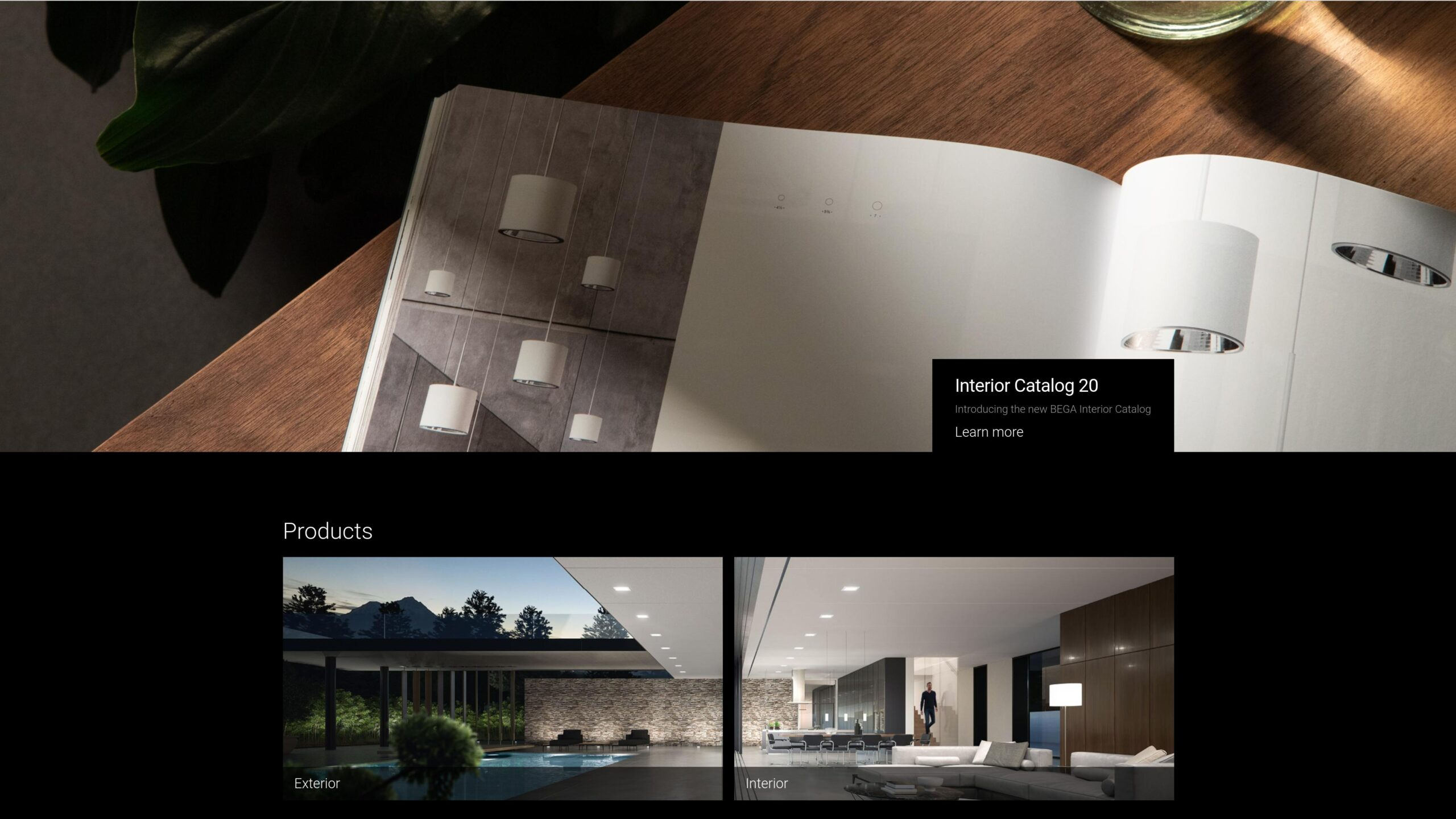 Orpetron Web Design Awards - Bega - Web Design Awards Inspiration Trends UI UX