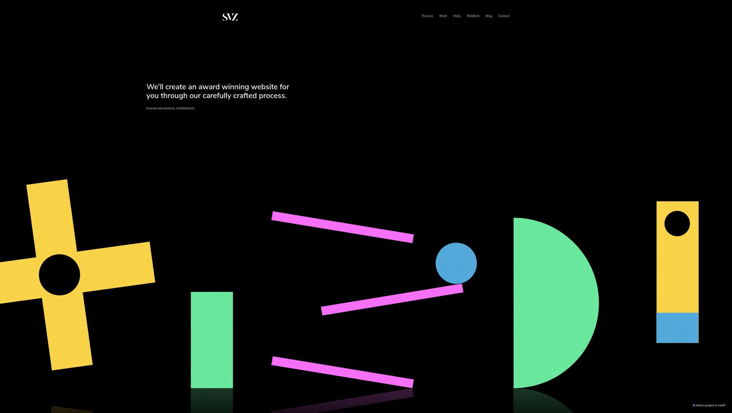 Orpetron Web Design Awards - Best Webflow Website - Web Design Awards Inspiration Trends UI UX