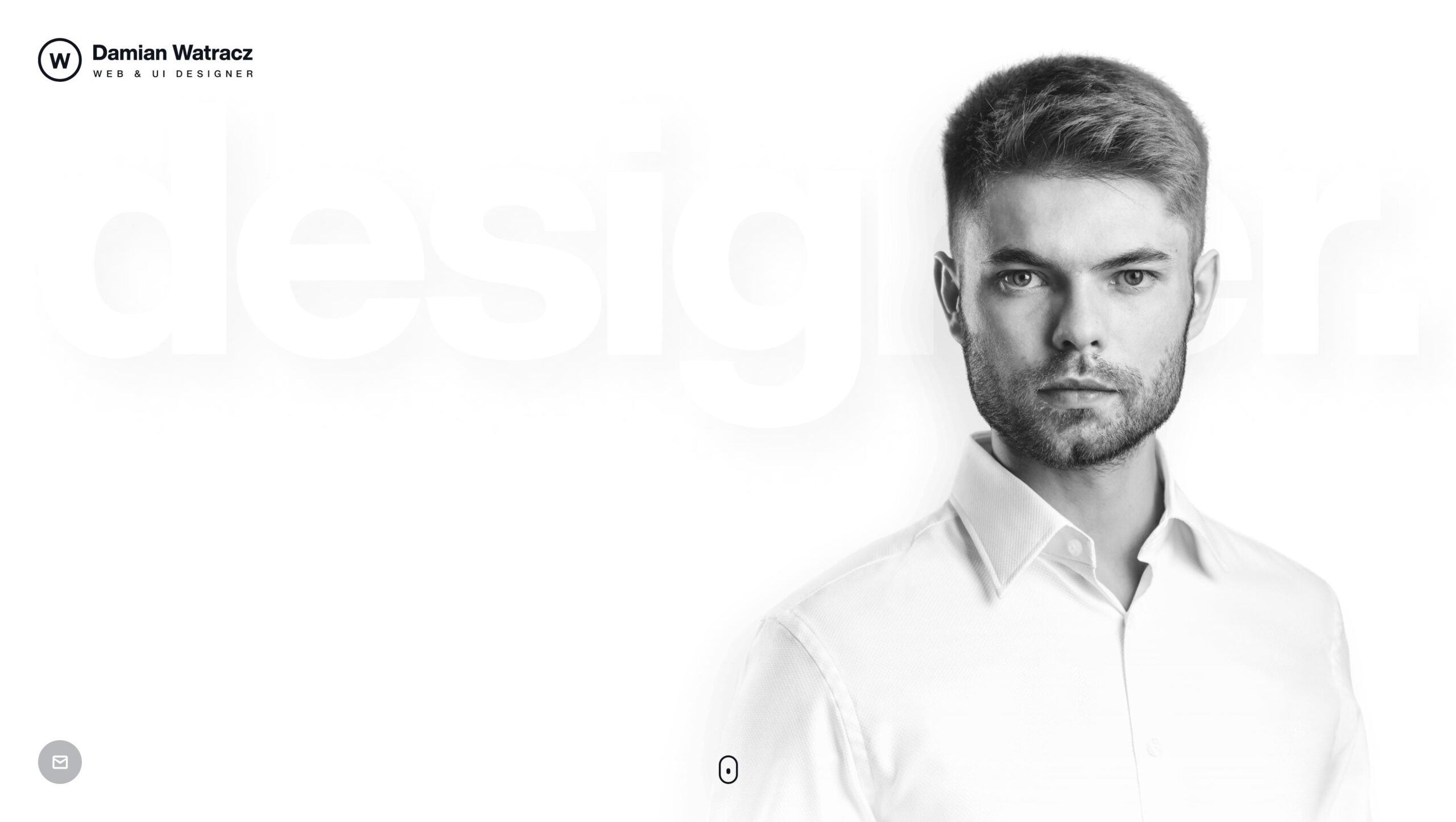 Orpetron Web Design Awards - Damian Watrac - Web Design Awards Inspiration Trends UI UX