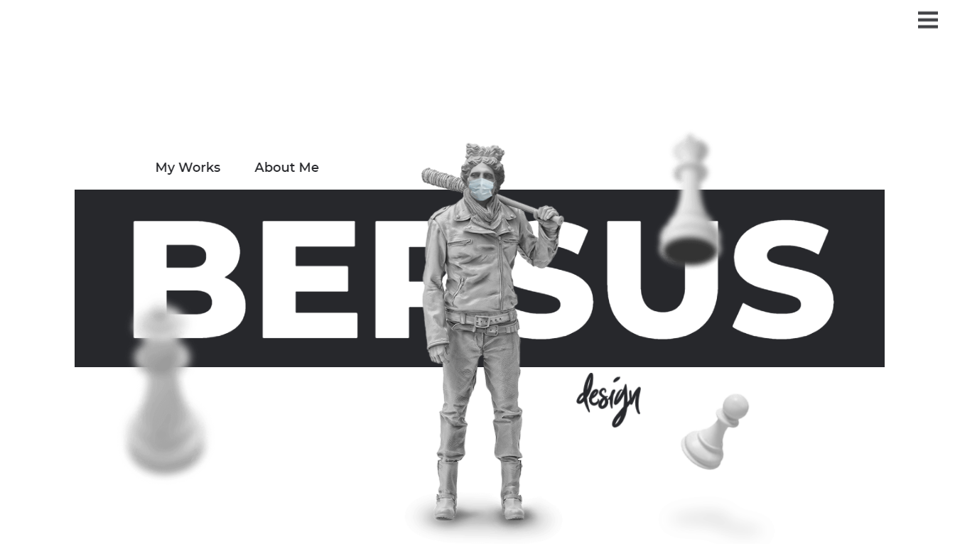Orpetron Web Design Awards - BERSUS | The Designer - Web Design Awards Inspiration Trends UI UX