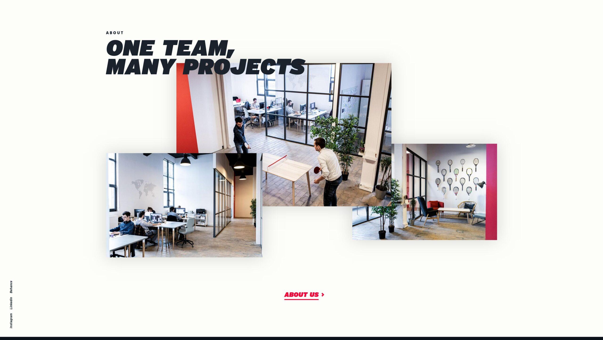 Orpetron Web Design Awards - Tweener - Web Design Awards Inspiration Trends UI UX