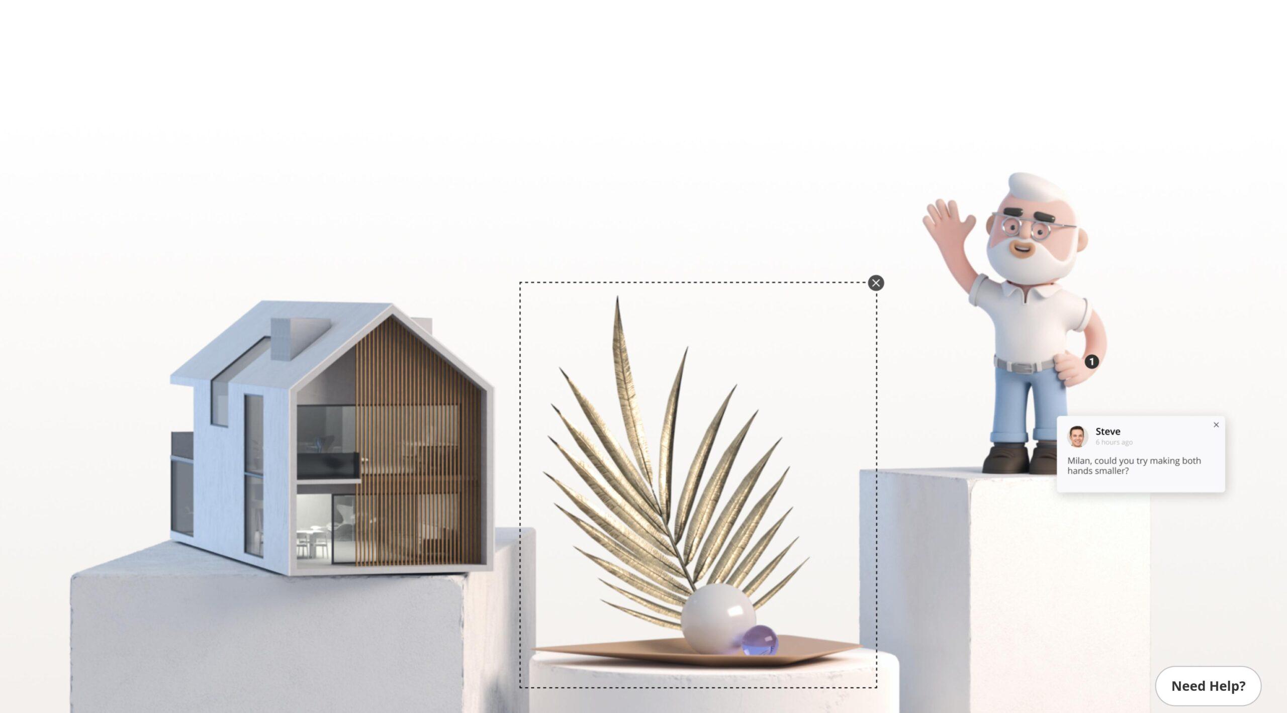 Orpetron Web Design Awards - Vectary - Web Design Awards Inspiration Trends UI UX