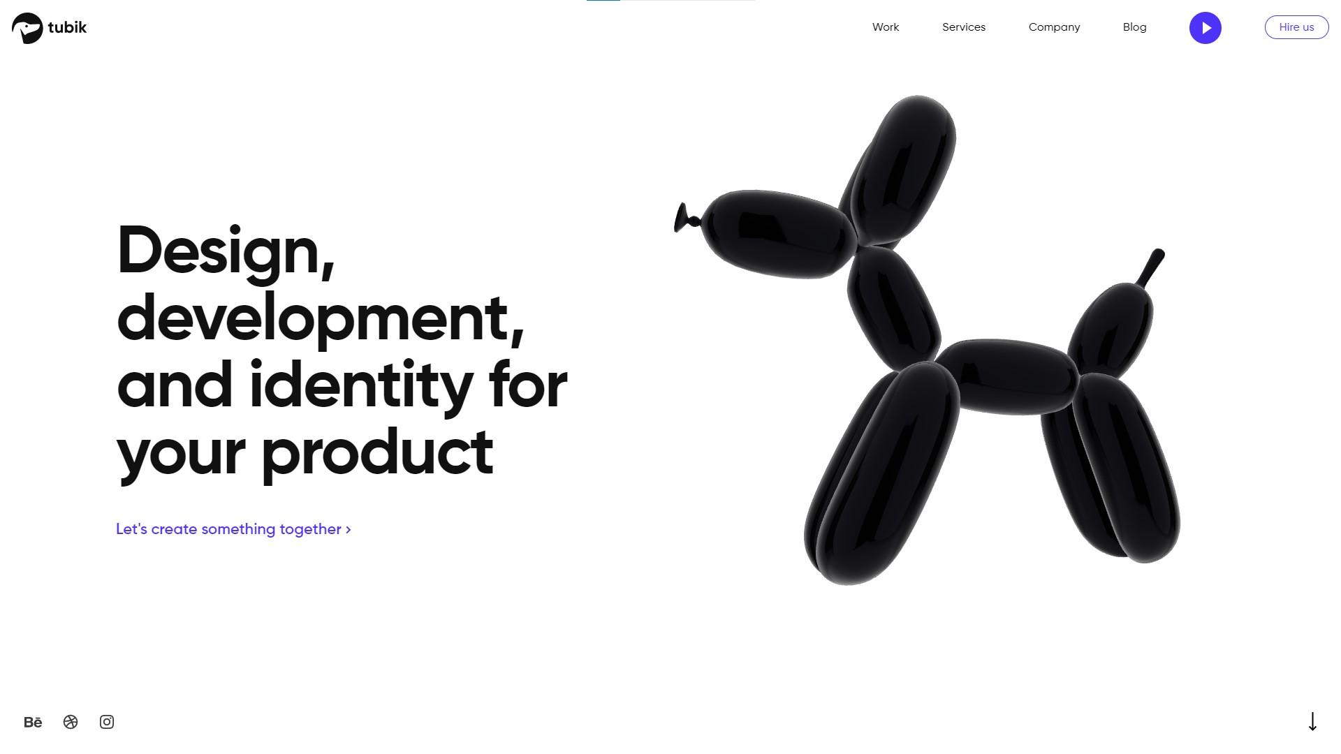 Orpetron Web Design Awards - Tubik Studio - Web Design Awards Inspiration Trends UI UX