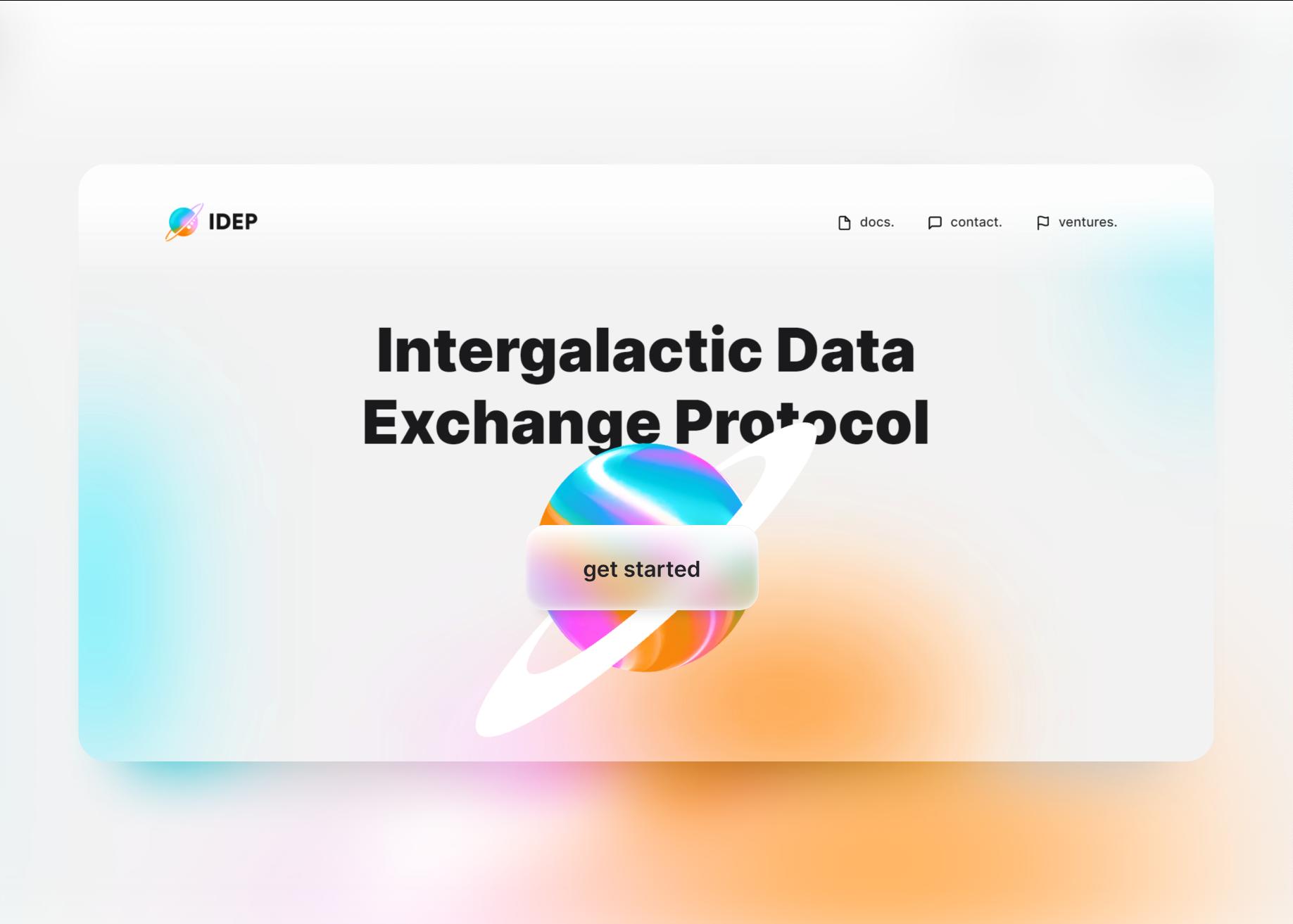Orpetron Web Design Awards - Idep - Web Design Awards Inspiration Trends UI UX