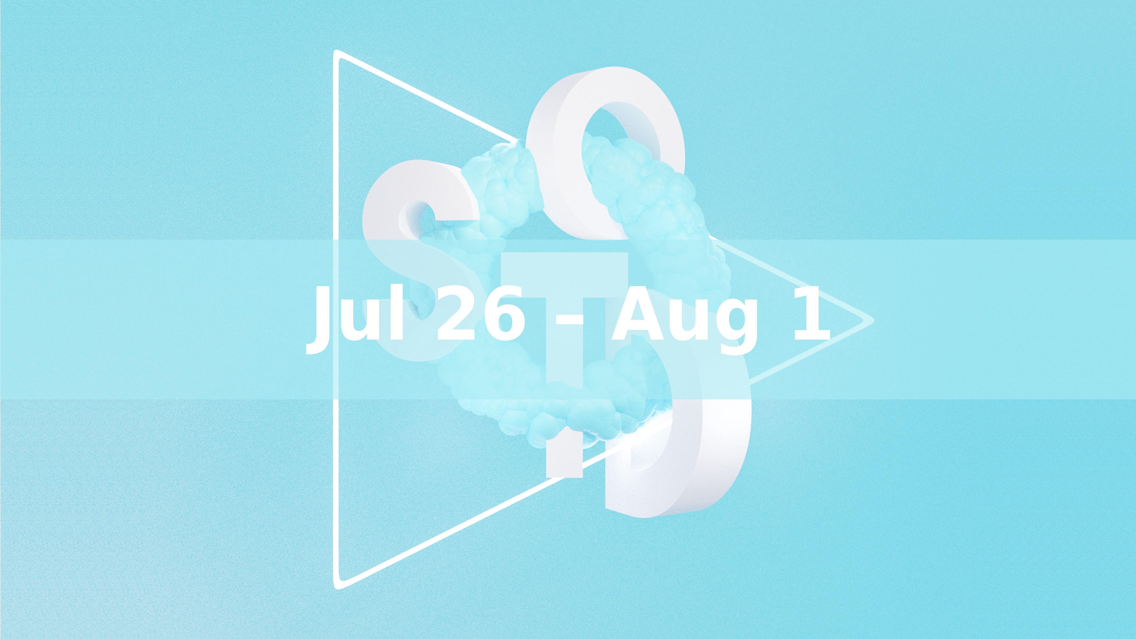 Winner Sites (Jul 26 – Aug 1)