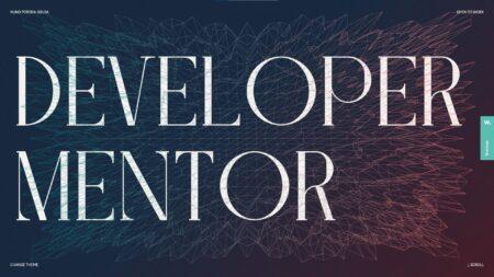 Orpetron Web Design Awards - NunoPS – Portfolio 2021 - Web Design Awards Inspiration Trends UI UX